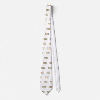 BJJ rettete mich Krawatte