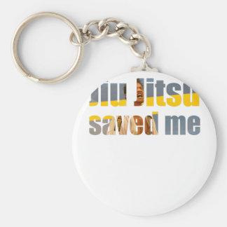 BJJ rettete mich Schlüsselanhänger