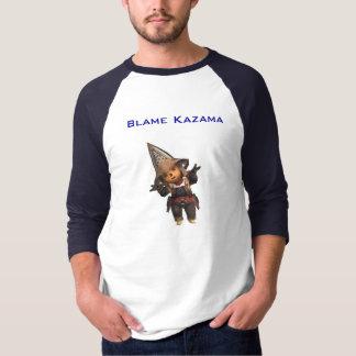 BKaz, Schuld Kazama T-Shirt