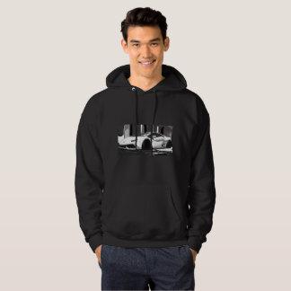 bl car black drift hoodie