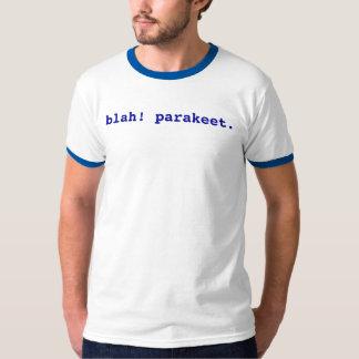 Blabla! Parakeet. T-Shirt