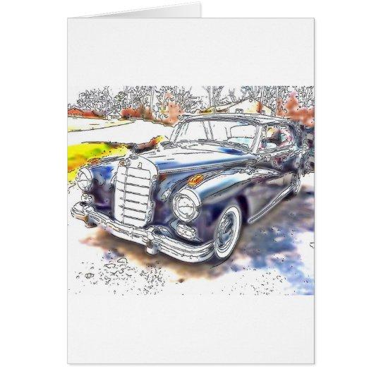Black Benz Karte