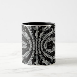 Black Matrix Zweifarbige Tasse