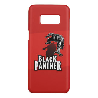 Black RED panther Case-Mate Samsung Galaxy S8 Hülle