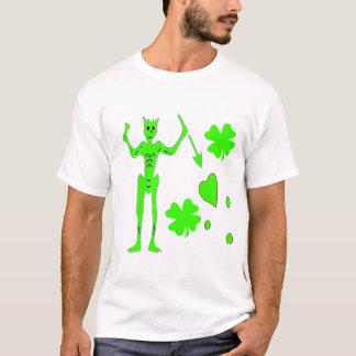 Blackbeard-Kleeblatt T-Shirt
