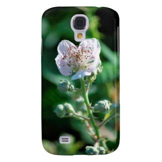 BlackBerry-Blume Galaxy S4 Hülle