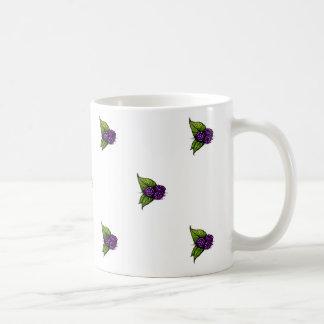BlackBerry-Muster-Tasse Kaffeetasse