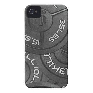 BlackBerry-mutiger Gewichts-Anhebenfall iPhone 4 Case-Mate Hüllen