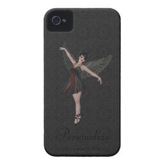 BlackBerry-mutiges niedliches gotisches iPhone 4 Hüllen