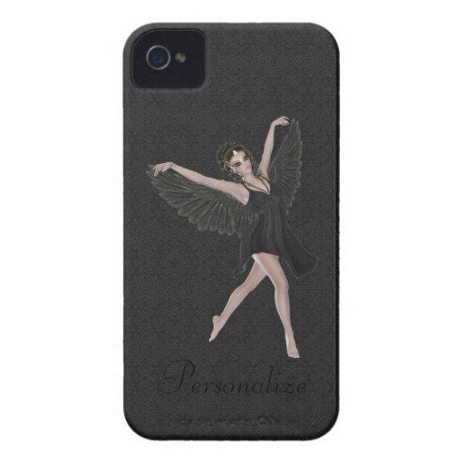 BlackBerry-mutiges niedliches gotisches Case-Mate iPhone 4 Hüllen