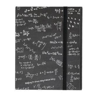 Blackboard Math iPad Covers