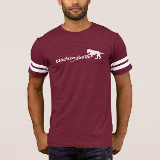 BlackDogLuke Shirt V-Hals der Fußball der Männer