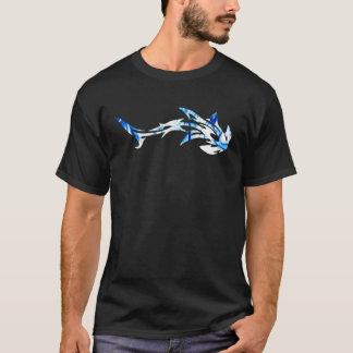 BlackHammer - weißer Hammerhai T-Shirt