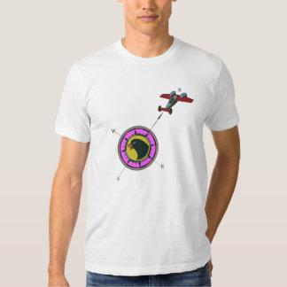 Blackhawk rechtweisend Nord Tshirts