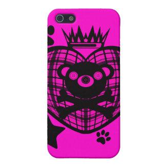 BlackJack (Bär) iPhone 5 Cover