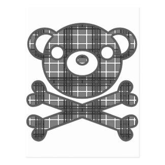 BlackJack (Bär) Postkarte