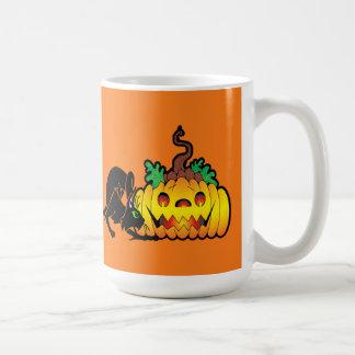 Blackjack-Halloween-Tasse Kaffeetasse