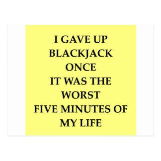 BLACKJACK.jpg Postkarte