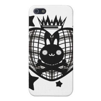 BlackJack (Kaninchen) iPhone 5 Case