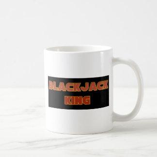 Blackjack-König Kaffeetasse