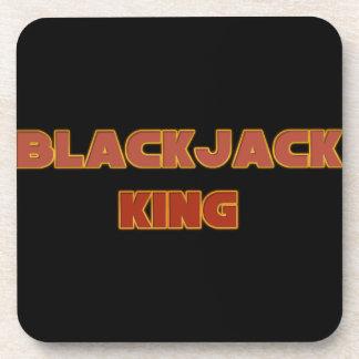Blackjack-König Untersetzer