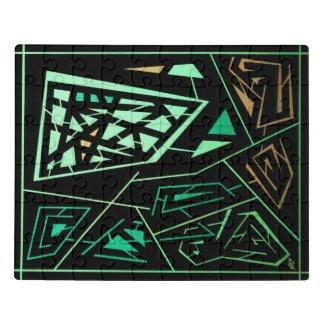 Blacklight 360 puzzle