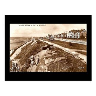 Blackpool, Bispham Postkarte