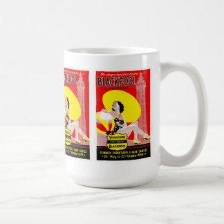 Blackpool Kaffeetasse