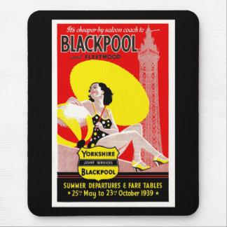 Blackpool Mauspad