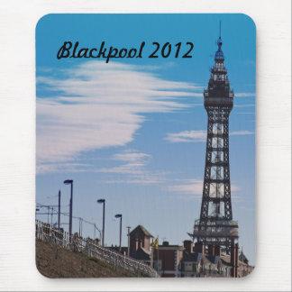 Blackpool mose Matte 2012 Mousepad