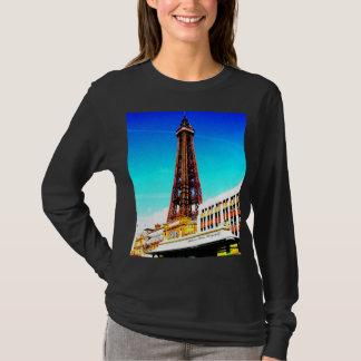 Blackpool-Turm-T-Shirt T-Shirt