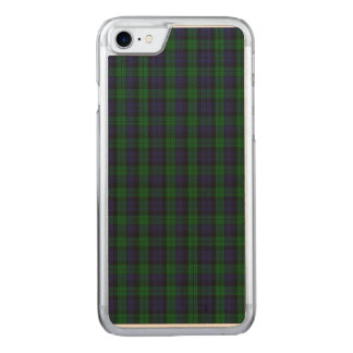 Blackwatch Tartan Carved iPhone 8/7 Hülle