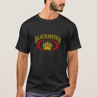 Blackwater USA-Sicherheits-Goldschwarz-T-Shirt T-Shirt