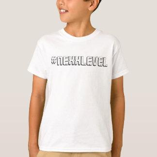 Blaq Roche #NEXXLEVEL - Kinder T-Shirt