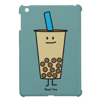 Blase Boba Perlen-Milch-Tee-Tapiokabälle iPad Mini Hülle