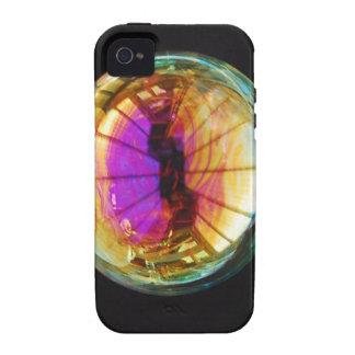 Blasen auf Schwarzem Case-Mate iPhone 4 Case