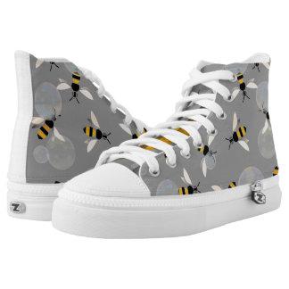 Blasen-Bienen Hoch-geschnittene Sneaker