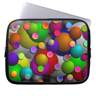 Blasen durch Kenneth Yoncich Laptop Sleeve