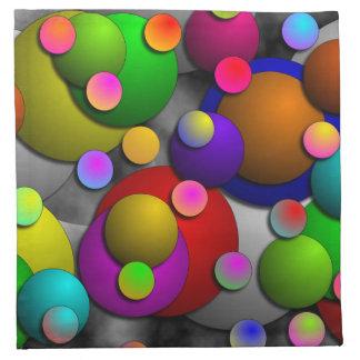 Blasen durch Kenneth Yoncich Serviette