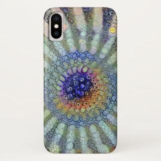 Blasen iPhone X Hülle