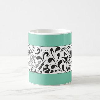 Blasen-Problem - grüne Tasse Ostern