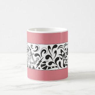 Blasen-Problem - Ostern-Rot-Tasse Kaffeetasse