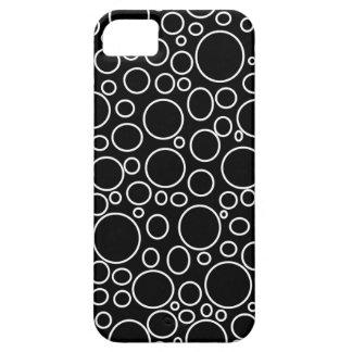 Blasen schwarzer iPhone Kasten iPhone 5 Cover