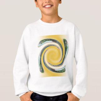 Blasen-Spirale Sweatshirt