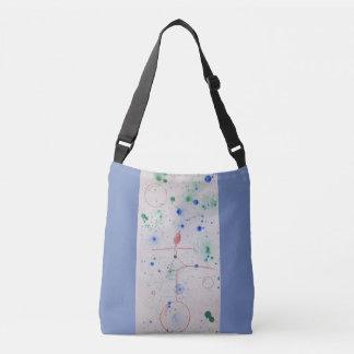 Blasen-Tänzer-Taschen-Tasche Tragetaschen Mit Langen Trägern