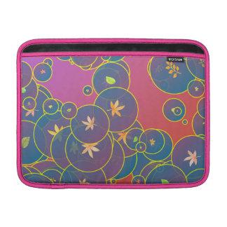 Blasen und Blätter Sleeve Fürs MacBook Air