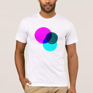 Blasenmultiplizieren T-Shirt