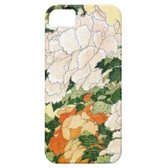Blasse Blumen Hülle Fürs iPhone 5