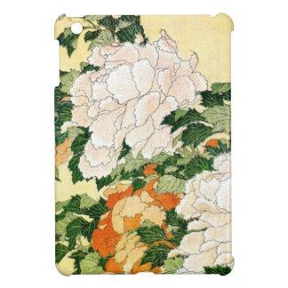 Blasse Blumen iPad Mini Hülle