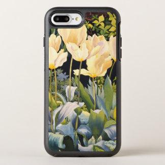 Blasse Tulpen OtterBox Symmetry iPhone 8 Plus/7 Plus Hülle